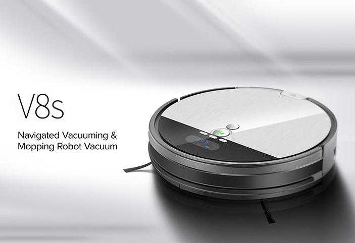 iLife v8s robot